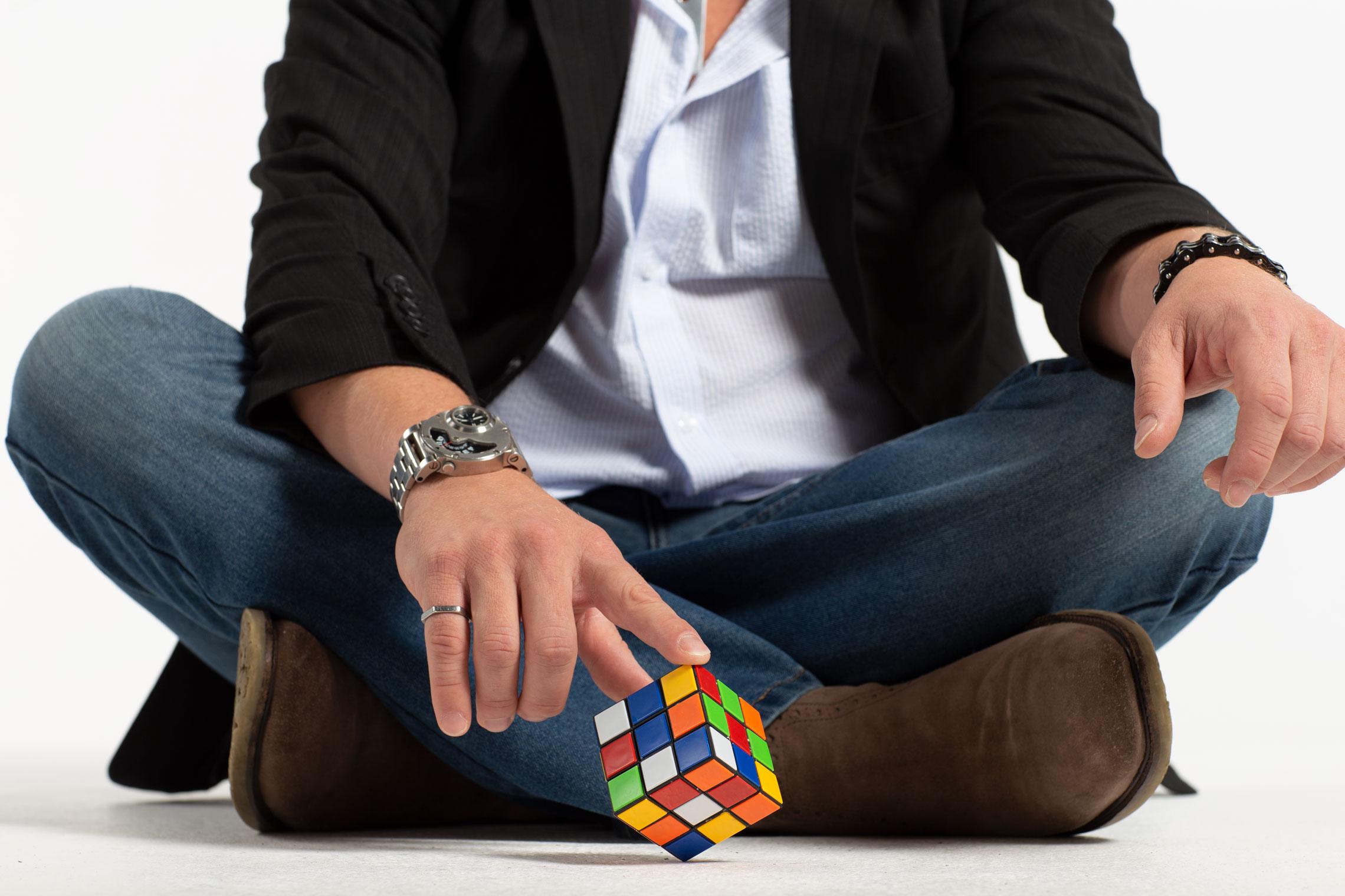 Business Strategy Sam Howell Rubix