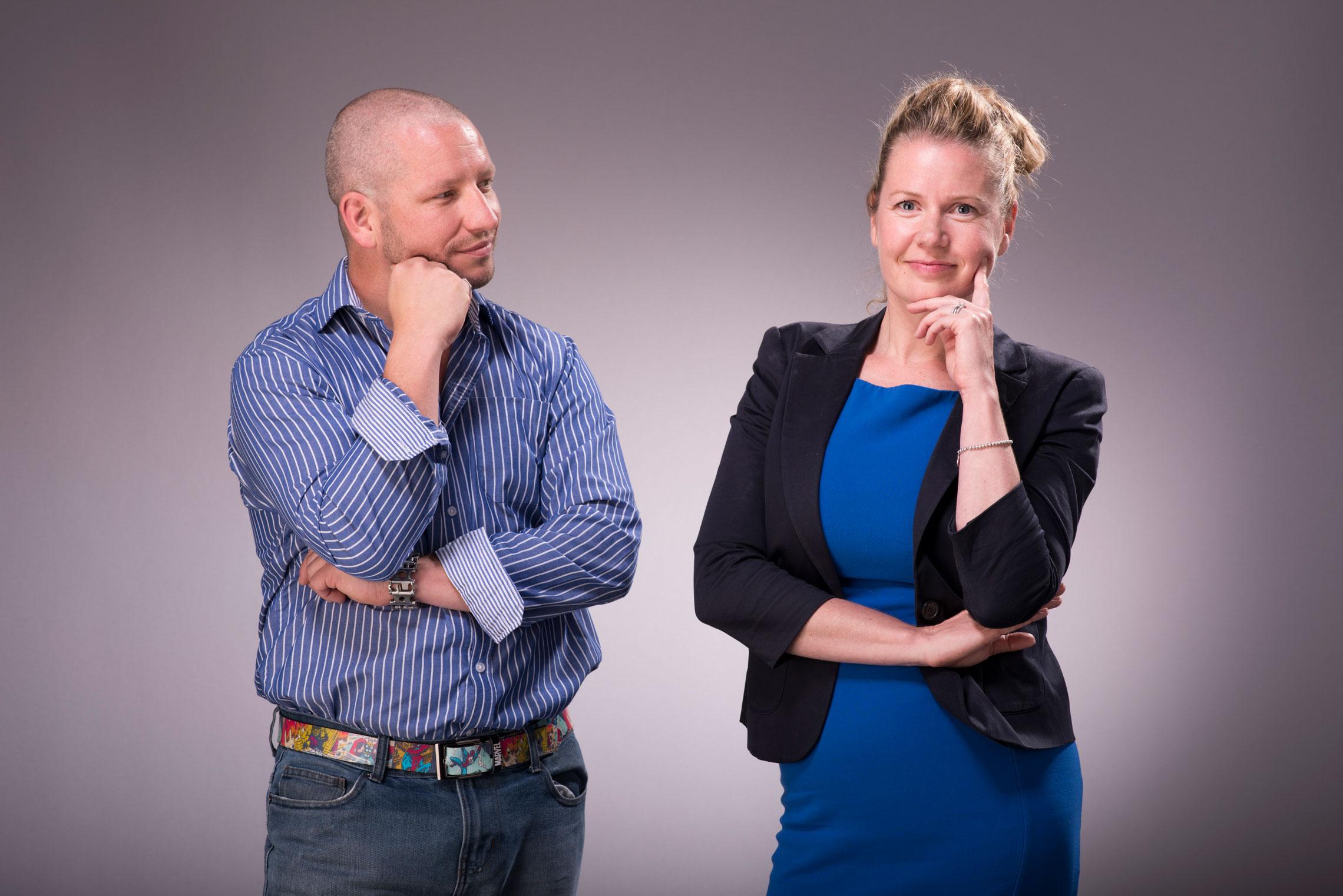 Personal development - Leonie and Sam